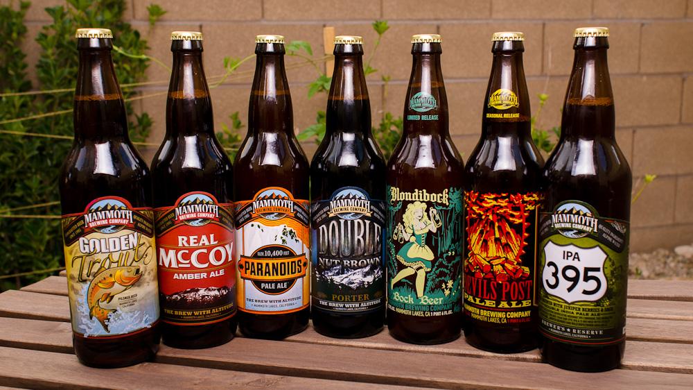 Good Summer Craft Beers