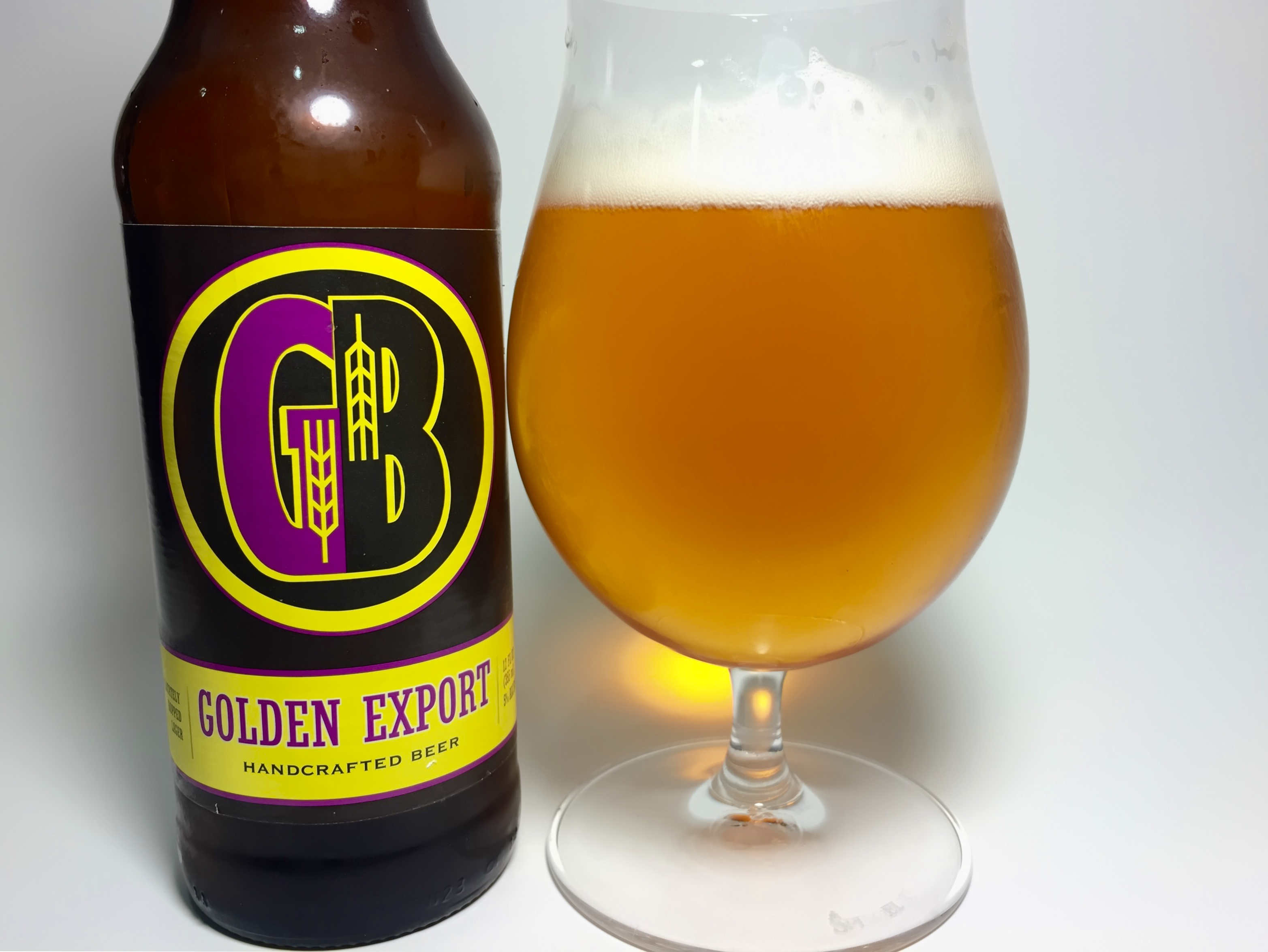 Gordon Biersch Golden Export